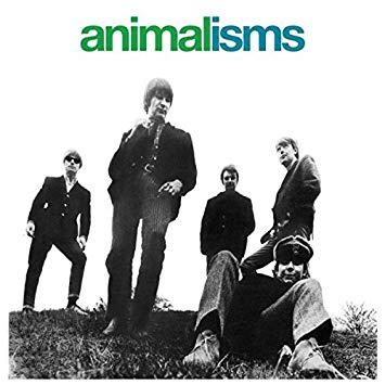 ANIMALISMS~ 3rd British LP    + Bonus Tracks
