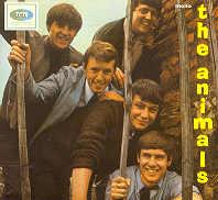ANIMALS ~ 1st British LP - UNAVAILABLE through AMAZON.CO.UK