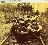 ANIMAL TRACKS~ 2nd British LP