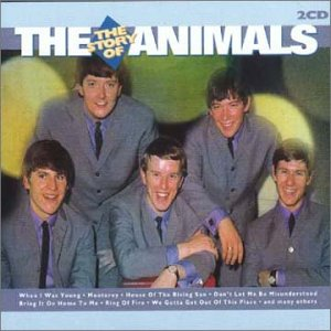 Story of The Animals ~ 2 CD Set Contains an 11-Page Booklet with Detailed Song Info, Rare Photos, a Bio and
